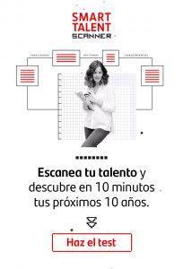 Santander Smart Bank Talent Scanner