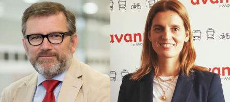 Avanza - Ignacio García de Leániz y Carmen Fernández Carvajal